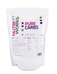 Nutri Works Pure Carbs 1 kg