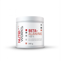 Nutri Works Beta-Alanine 100% 200g